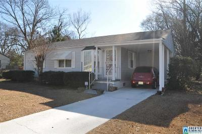 Birmingham Single Family Home For Sale: 417 Price Dr