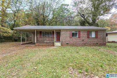 Birmingham Rental For Rent: 9744 Red Mill Rd