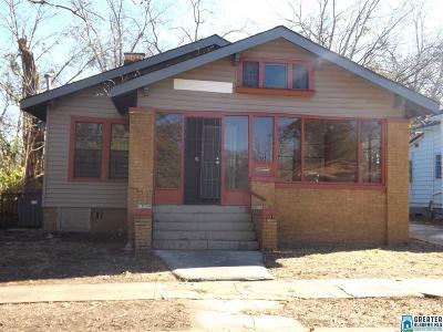 Birmingham, Homewood, Hoover, Irondale, Mountain Brook, Vestavia Hills Rental For Rent: 1657 Lee Ave