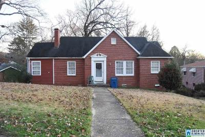 Anniston Single Family Home For Sale: 520 Blue Ridge Dr