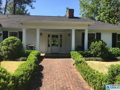 Anniston Single Family Home For Sale: 505 Sandy Ln