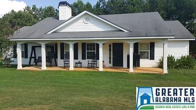Clay County, Cleburne County, Randolph County Single Family Home For Sale: 1860 Co Rd 71