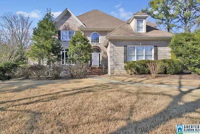 Hoover Single Family Home For Sale: 5005 Shandwick Cir