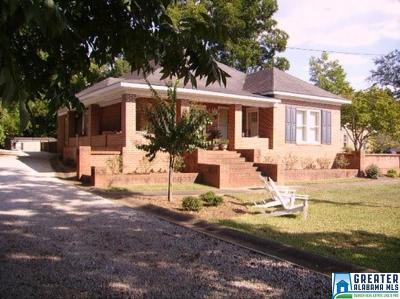 Lineville AL Single Family Home For Sale: $175,000