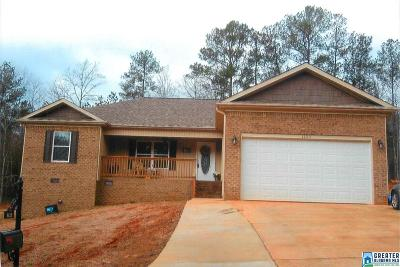 Pell City Single Family Home For Sale: 1123 Baylor Ct
