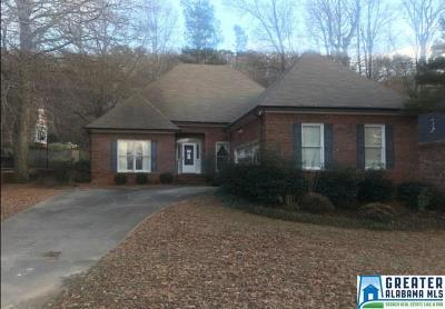 Homewood AL Single Family Home For Sale: $280,000