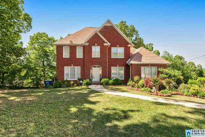 Alabaster Single Family Home For Sale: 117 Norwick Abbye Cir
