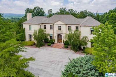 Vestavia Hills Single Family Home For Sale: 7400 Ridgecrest Court Rd