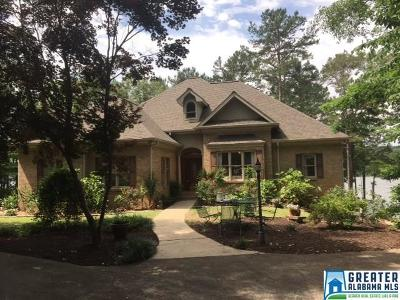 Wedowee Single Family Home For Sale: 190 Longshore Dr
