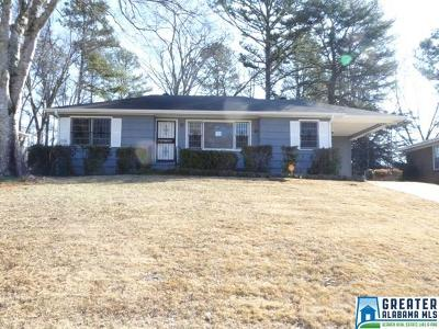 Birmingham, Homewood, Hoover, Irondale, Mountain Brook, Vestavia Hills Rental For Rent: 1181 Dogwood Ln