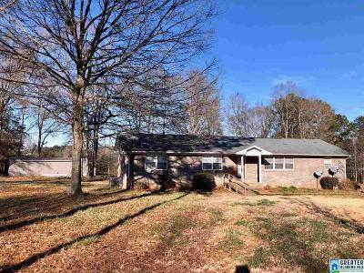 Wedowee Single Family Home For Sale: 77 Mashburn Dr