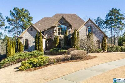 Hoover Single Family Home For Sale: 5642 Lake Trace Dr