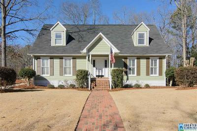 Birmingham Single Family Home For Sale: 5304 Woodford Dr