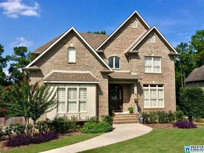 Alabaster Single Family Home For Sale: 525 N Grande View Trl