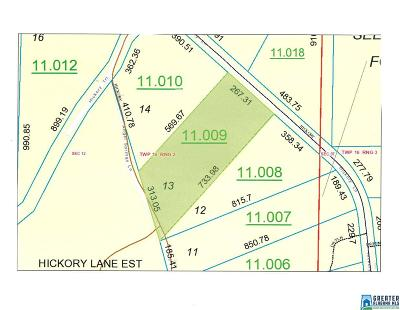 Pell City Residential Lots & Land For Sale: Hickory Ln