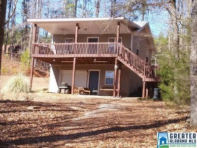 Randolph County Single Family Home For Sale: 1794 Co Rd 849