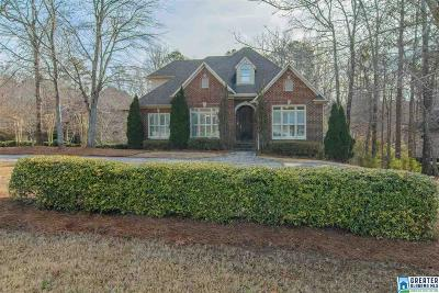 Birmingham Single Family Home For Sale: 1388 Highland Lakes Trl