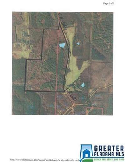 Randolph County Residential Lots & Land For Sale: Co Rd 621