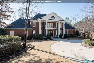 Pelham Single Family Home For Sale: 2616 Indian Crest Dr