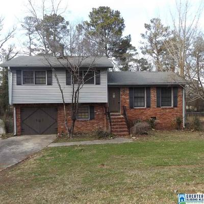 Hoover Single Family Home For Sale: 2261 Chapel Rd