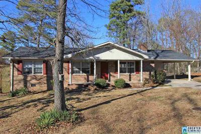 Weaver Single Family Home For Sale: 409 Russell Ln