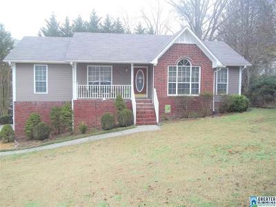 Trussville Single Family Home Contingent: 205 Oak Cir
