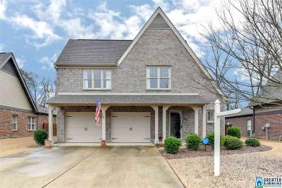 Hoover Single Family Home For Sale: 4268 Cahaba Lake Dr