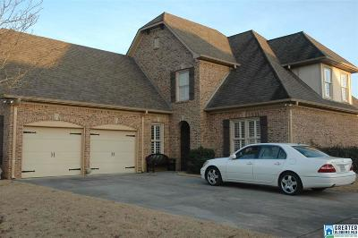 Hoover Single Family Home For Sale: 2621 Arbor Way