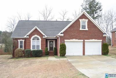 Jacksonville Single Family Home For Sale: 1110 Legacy Blvd SE