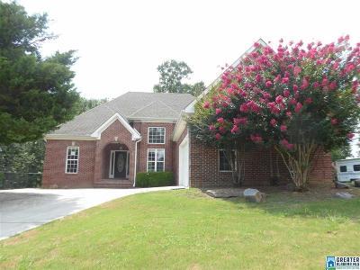Alabaster Single Family Home For Sale: 204 Timber Ridge Cir