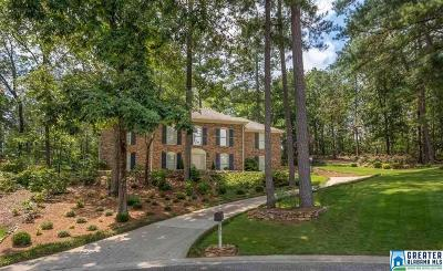 Hoover Single Family Home For Sale: 465 Pineway Dr