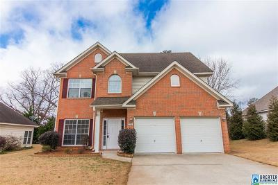 Fultondale, Gardendale Single Family Home Contingent: 4474 Canterbury St