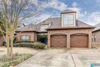 Trussville Single Family Home For Sale: 6147 Longmeadow Cir