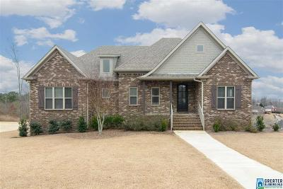 Trussville Single Family Home For Sale: 6245 Jonathans Way