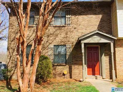 Birmingham Condo/Townhouse For Sale: 2414 Hampstead Dr