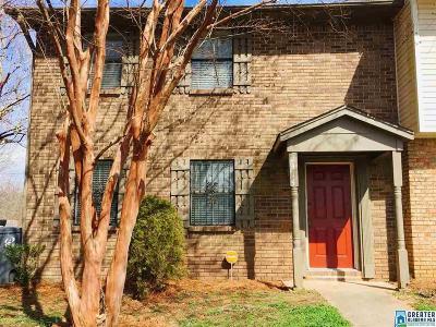 Birmingham, Homewood, Hoover, Mountain Brook, Vestavia Hills Condo/Townhouse For Sale: 2414 Hampstead Dr