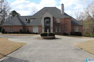 Hoover Single Family Home For Sale: 4757 Southlake Pkwy