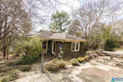 Mountain Brook AL Single Family Home For Sale: $465,000