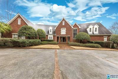 Vestavia Hills Single Family Home For Sale: 2709 Watkins Glen Dr