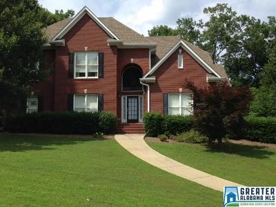 Hoover Single Family Home For Sale: 4292 Milner Rd E