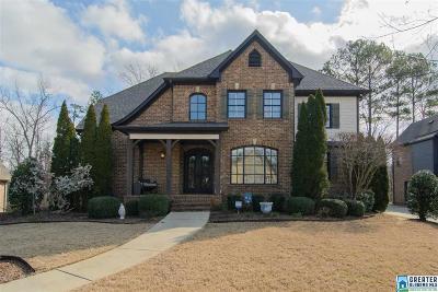 Birmingham AL Single Family Home For Sale: $489,000