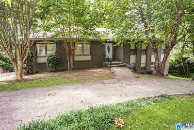 Vestavia Hills Single Family Home For Sale: 1383 Starcross Dr