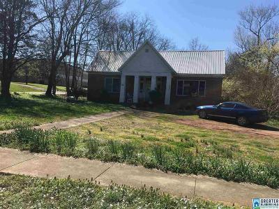 Talladega Multi Family Home For Sale: 413 Court B