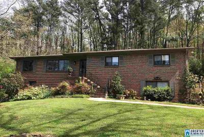 Homewood AL Single Family Home For Sale: $415,900