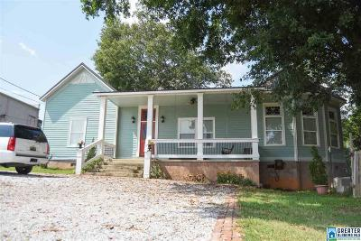 Clay County, Cleburne County, Randolph County Single Family Home For Sale: 105 Bell St