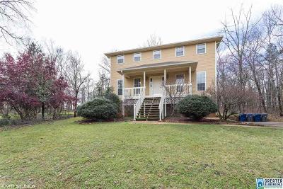 Alabaster Single Family Home For Sale: 126 Chestnut Dr