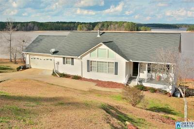 Clay County, Cleburne County, Randolph County Single Family Home For Sale: 355 Sweetwater Dr