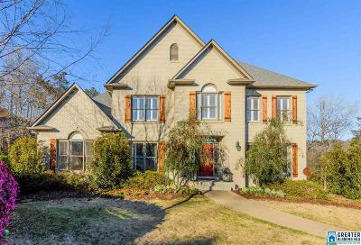 Hoover Single Family Home For Sale: 1063 Valley Crest Dr