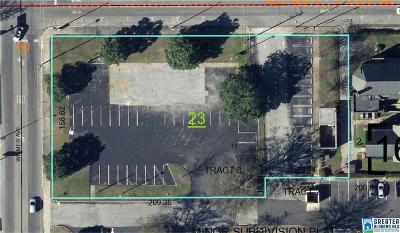 Anniston Residential Lots & Land For Sale: 1000 Quintard Ave