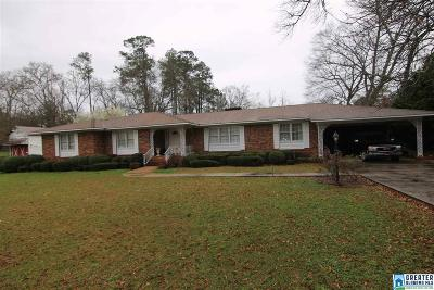 Wadley Single Family Home For Sale: 648 Highland Ave